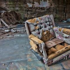 Recliner Chair Handle Broken Extra Large Folding Photo Joey Lax Salinas Urban Exploration In Gary Indiana