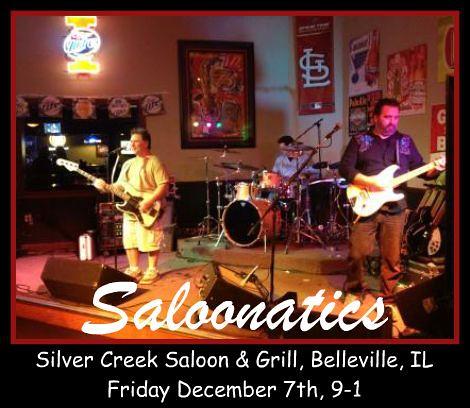 Saloonatics 12-7-12