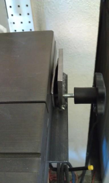 Bandsaw Fence - Slide/Lock