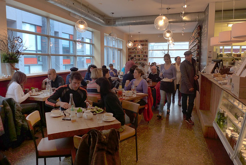 Jamie Kennedy Gilead Cafe - Toronto