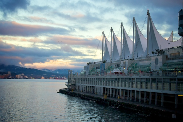 Free Outdoor Movies at Canada Place  Vancouver Blog Miss604