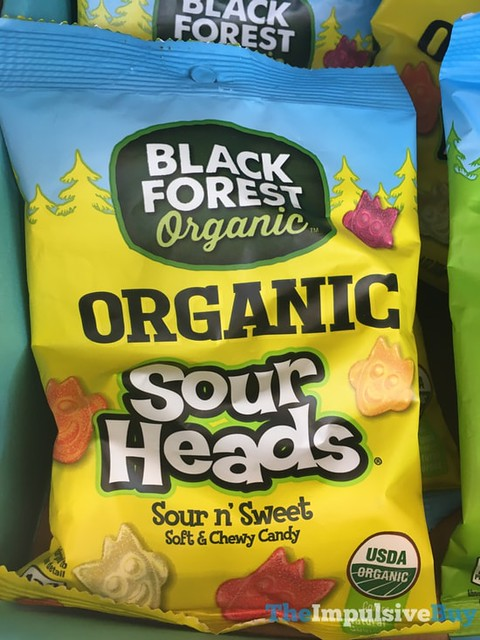 Black Forest Organic Sour Heads