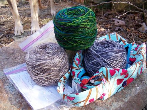 conference yarn