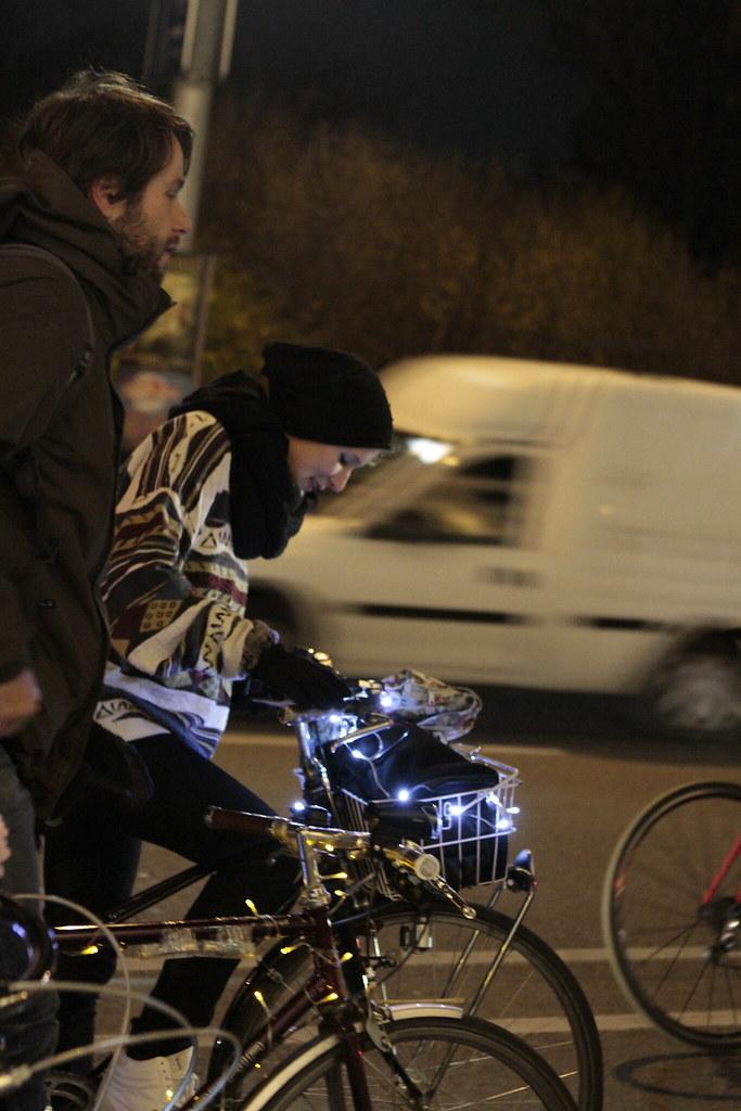lantern ride - critical mass november
