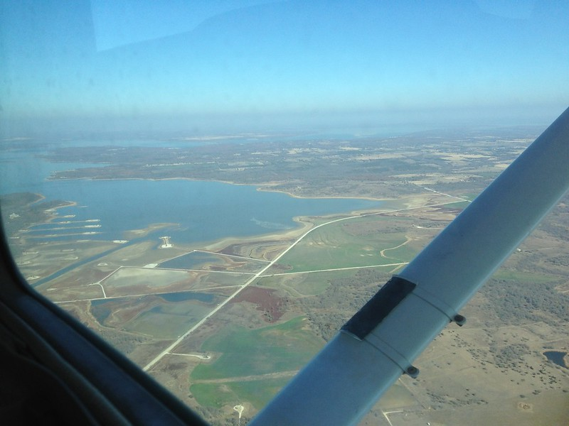 Hagerman from the air