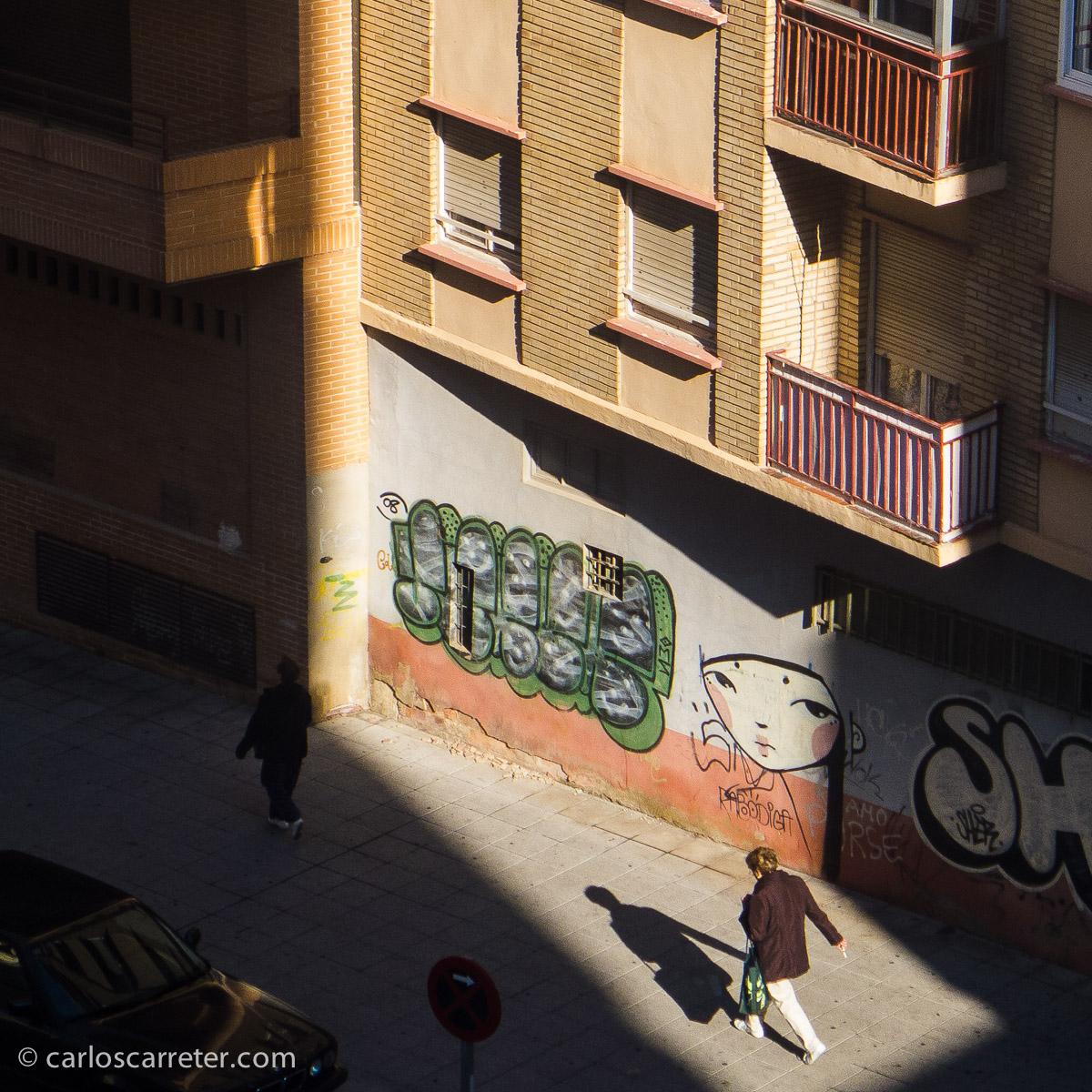 Escenas urbanas