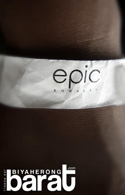 Epic Bar Boracay Island