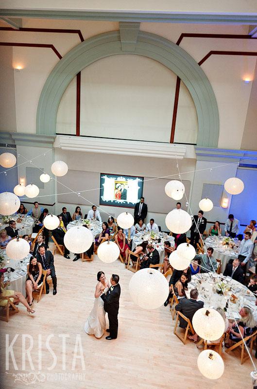 Christine Vu Exchange Conference Center Wedding