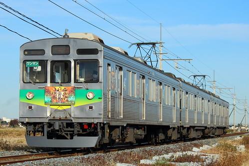 7001F(のぼうの城HM) @新郷〜武州荒木