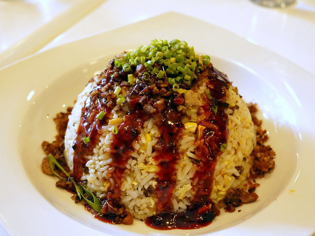 Chow Fun- duck rice P240