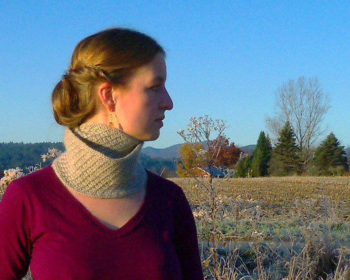 cowl layered