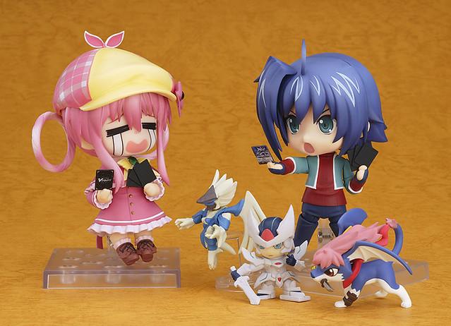 Nendoroid card battle!