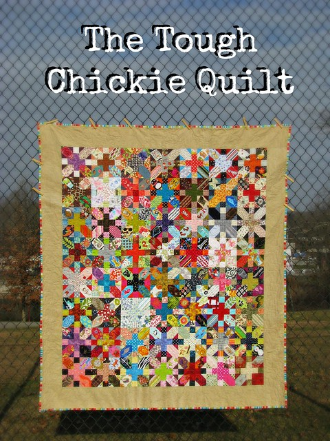 Title Tough Chickie Quilt