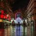 Fête des Lumières 2012 - Rue de la république