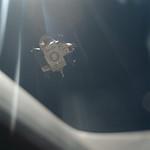 Apollo 17, Lunar Module jettison