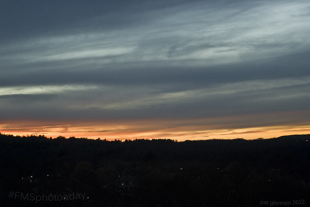 """#FMSphotoaday Nov 16, """"The View from Your Window"""""""