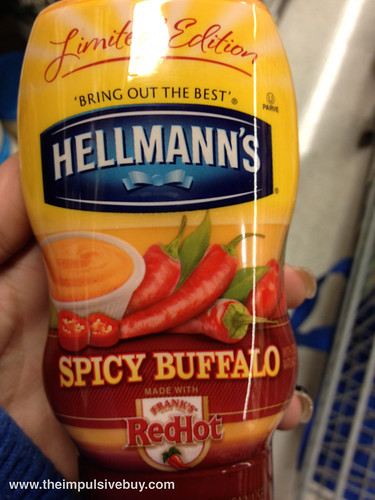 Hellmann's Spicy Buffalo