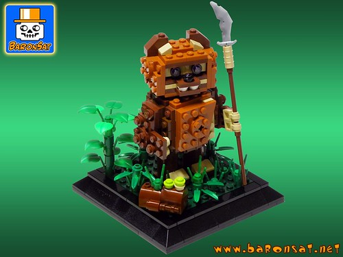 Wicket the Ewok