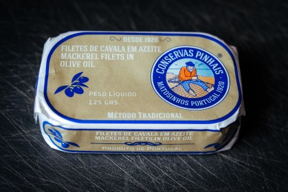 Canned fish: Conservas Pinhas
