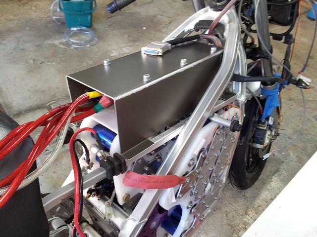 Controller mounted