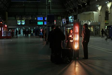 12l11 Gare du Nord y varios 084 variante Uti 465