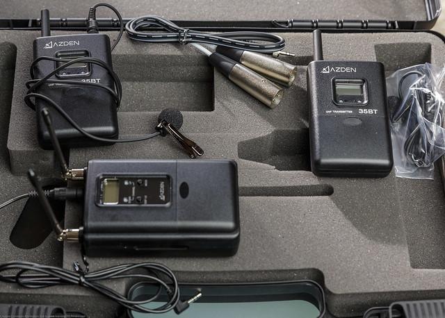 Azden 330 Wireless System Review