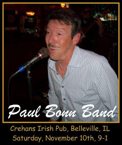 Paul Bonn Band 11-10-12