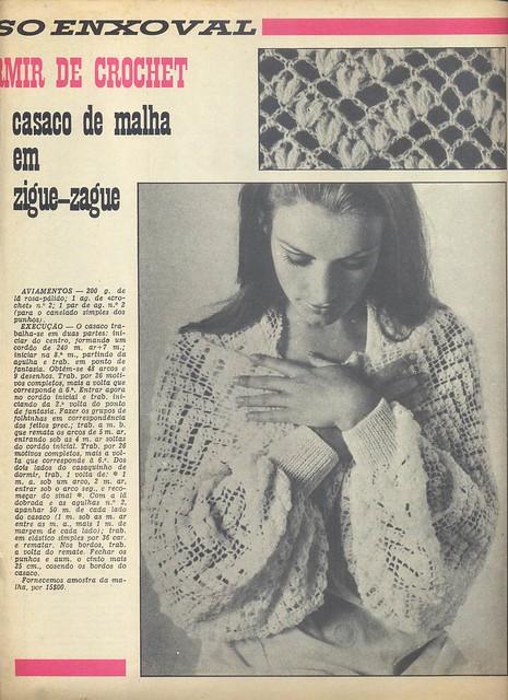 Modas e Bordados, Nº 2998, Julho 23 1969 - 20 by Gatochy
