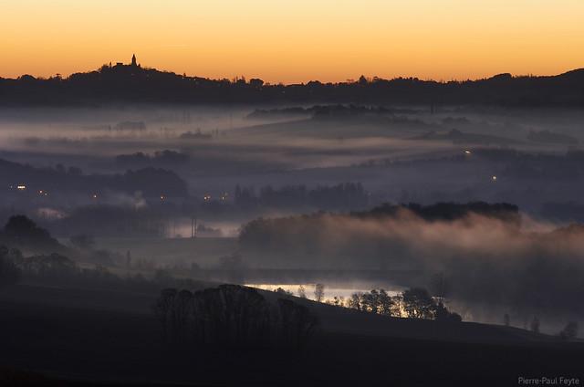 Magie d'automne / Magical mist