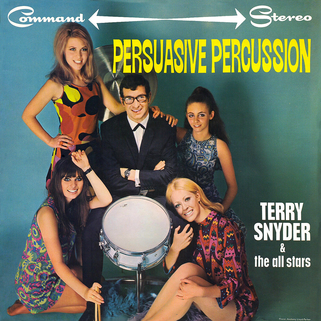Terry Snyder Lp Cover Art
