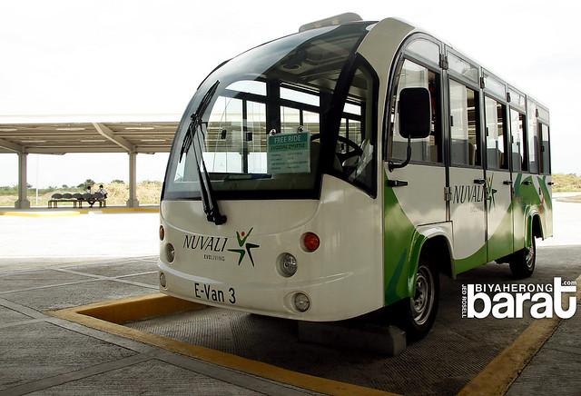Nuvali transportation to Republic Calamba Laguna