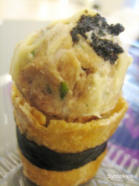 5.alacarte sushi- tuna@ sushi Q