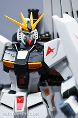 Robot Damashii Nu Gundam & Full Extension Set Review (37)