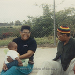 Marti Mackey and Phyllis Jackson