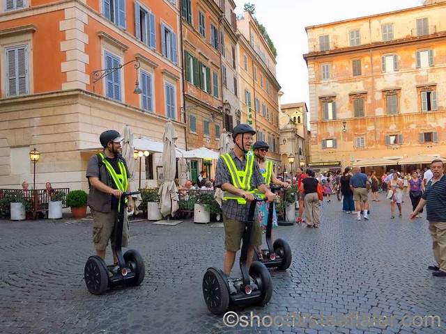Travestere - Segway