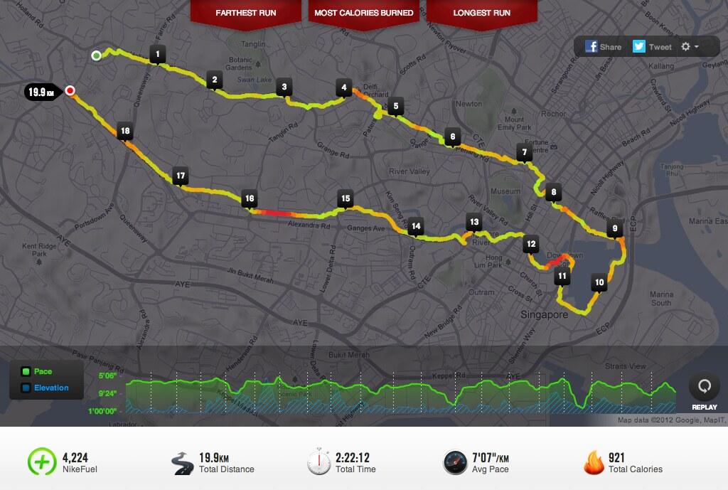 long run 7/11