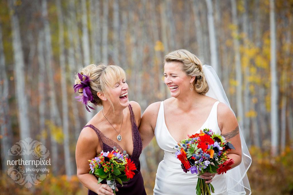 Sisters Destination Wedding Photography British Columbia Alberta Canada