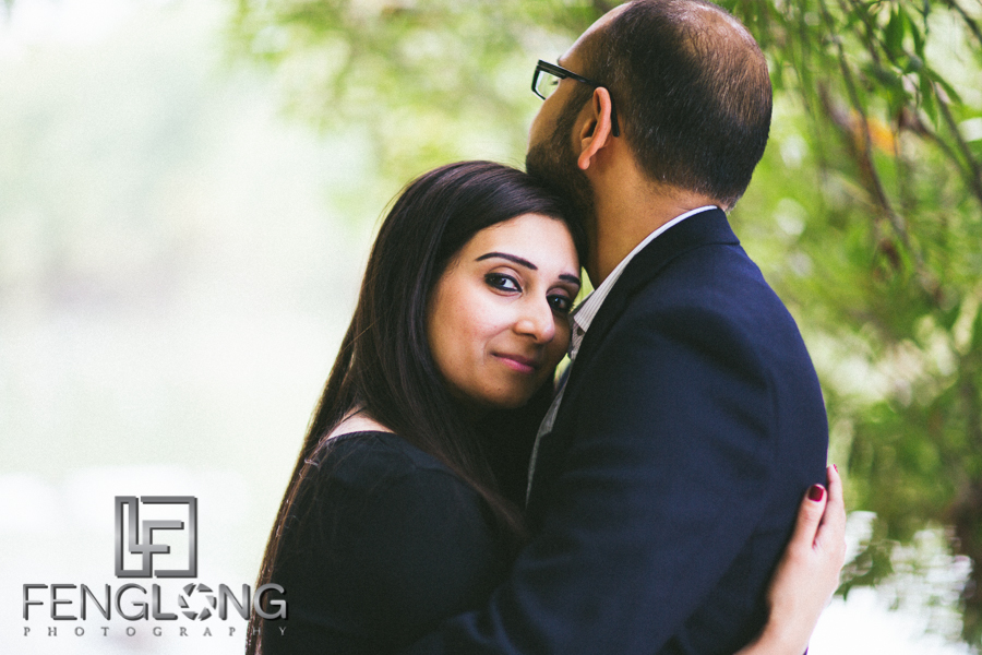 H & K's Day-After Wedding Shoot | Piedmont Park | Atlanta Tennessee Pakistani Wedding Photographer