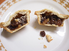 Tesco Finest 6 Deep Filled Mince Pies with Courvoisier VS Cognac
