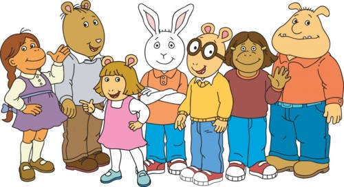 Arthur and friends