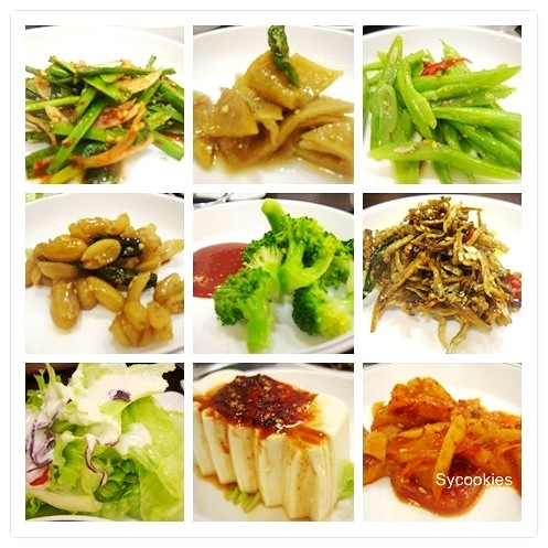 14. side dish @ mr lim korean restaurant_副本