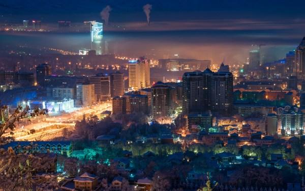Almaty City Kazakhstan