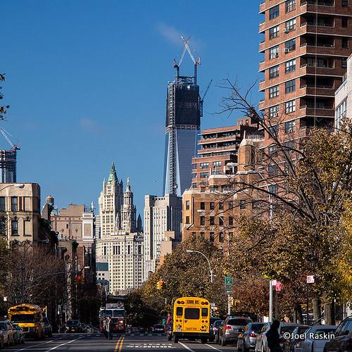 WTC - Daytime by Joel Raskin