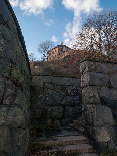 320/366 - Steps to Skansen Kronan by Flubie