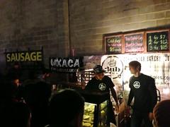 Oaxaca and Dub Pies - Brooklyn Night Bazaar