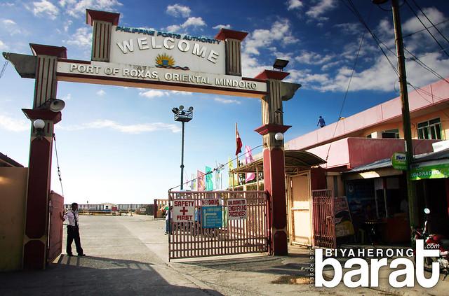 Port of Roxas Oriental Mindoro
