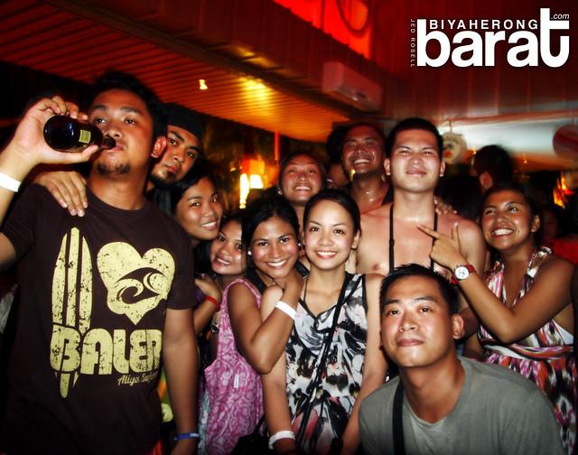 nightlife in Boracay