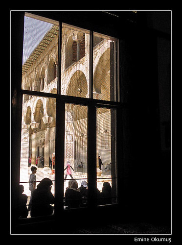 pencere dibi by Emine Okumuş