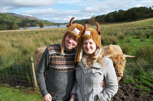 A Day Out With the Hairy Coo - Thurs 4th Oct 2012