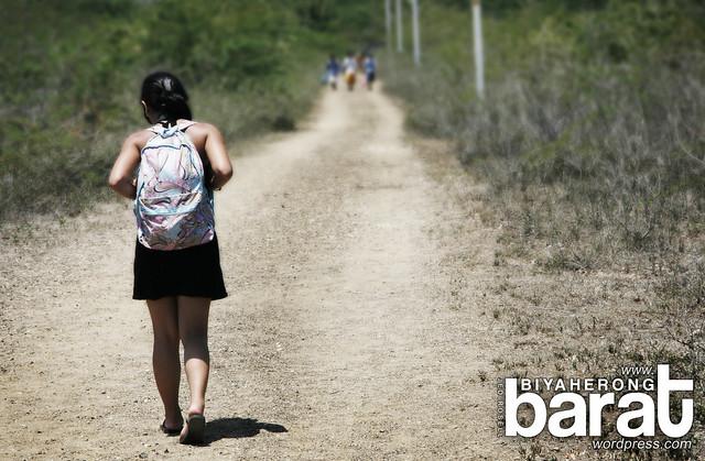 hiking to putingbuhangin beach pagbilao quezon